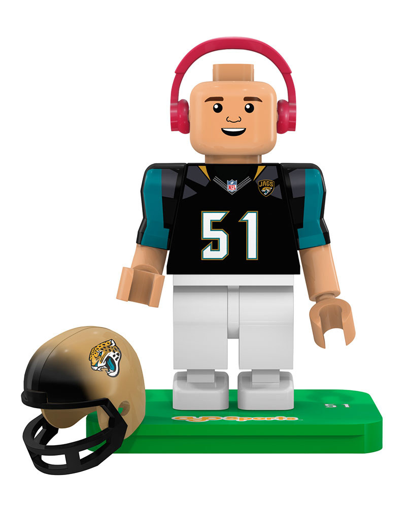 Paul Posluszny Jacksonville Jaguars