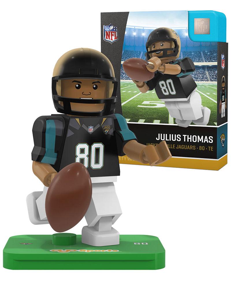 NFL JAC Jacksonville Jaguars JULIUS THOMAS Limited Edition