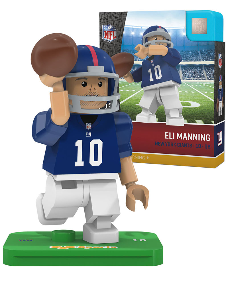 NFL - NYG - New York Giants ELI MANNING Limited Edition 80635
