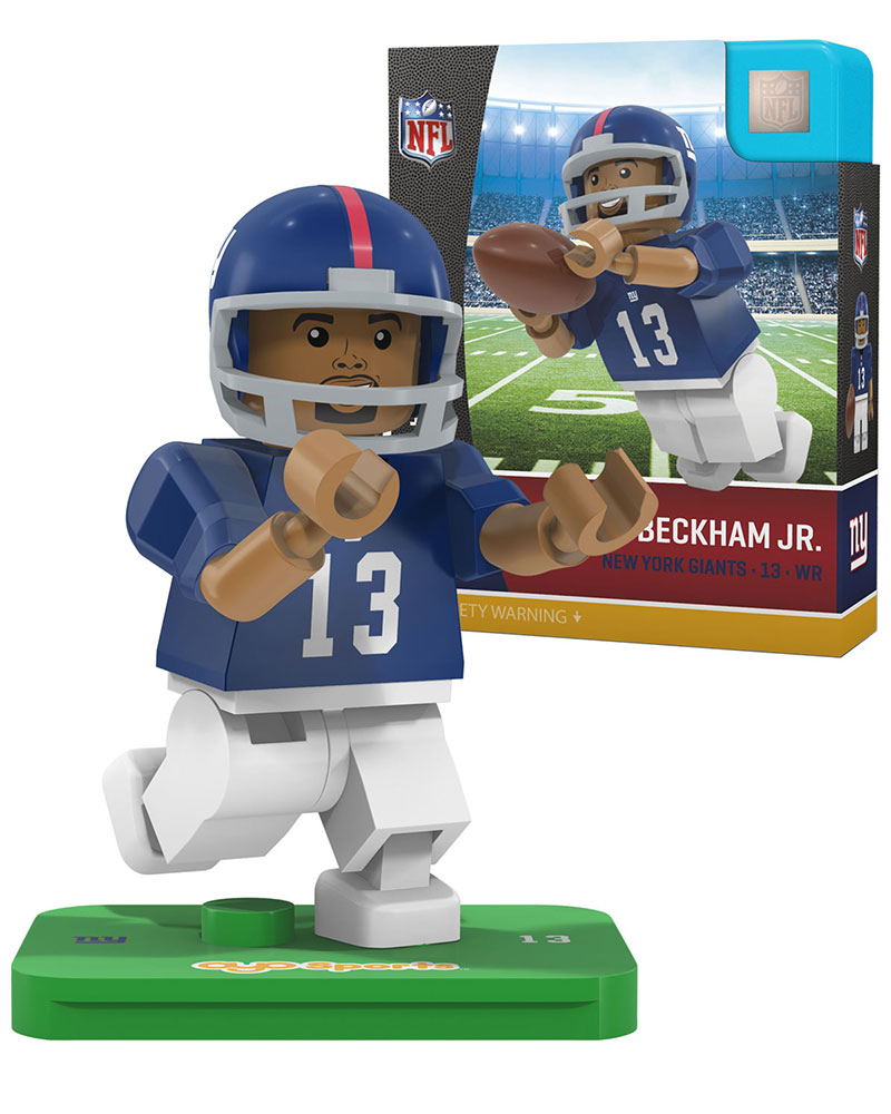 NFL - NYG - New York Giants ODELL BECKHAM JR. Limited Edition 80634