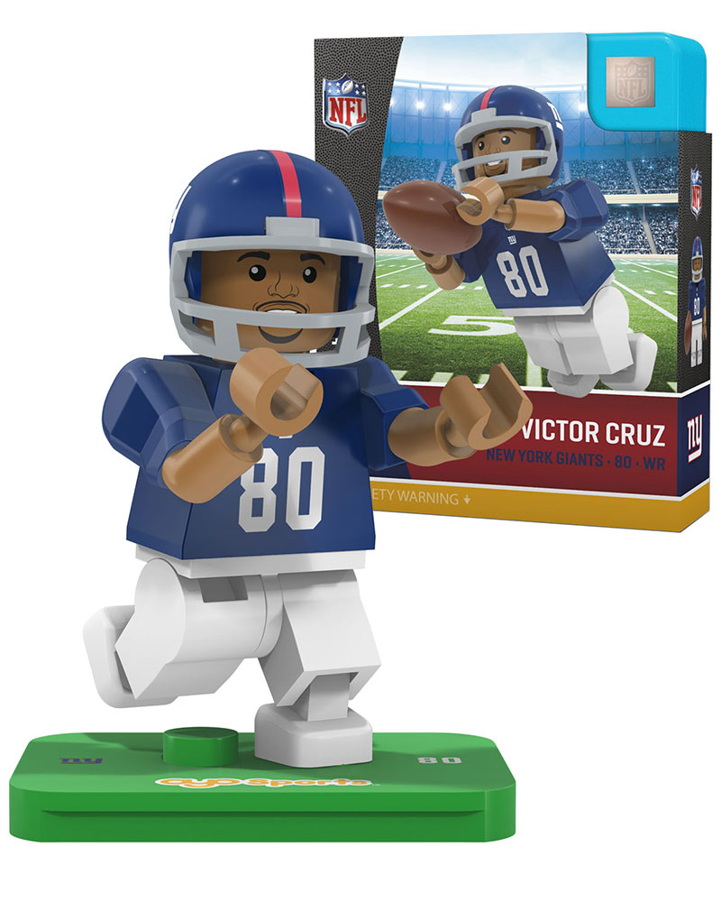 NFL NYG New York Giants VICTOR CRUZ Limited Edition