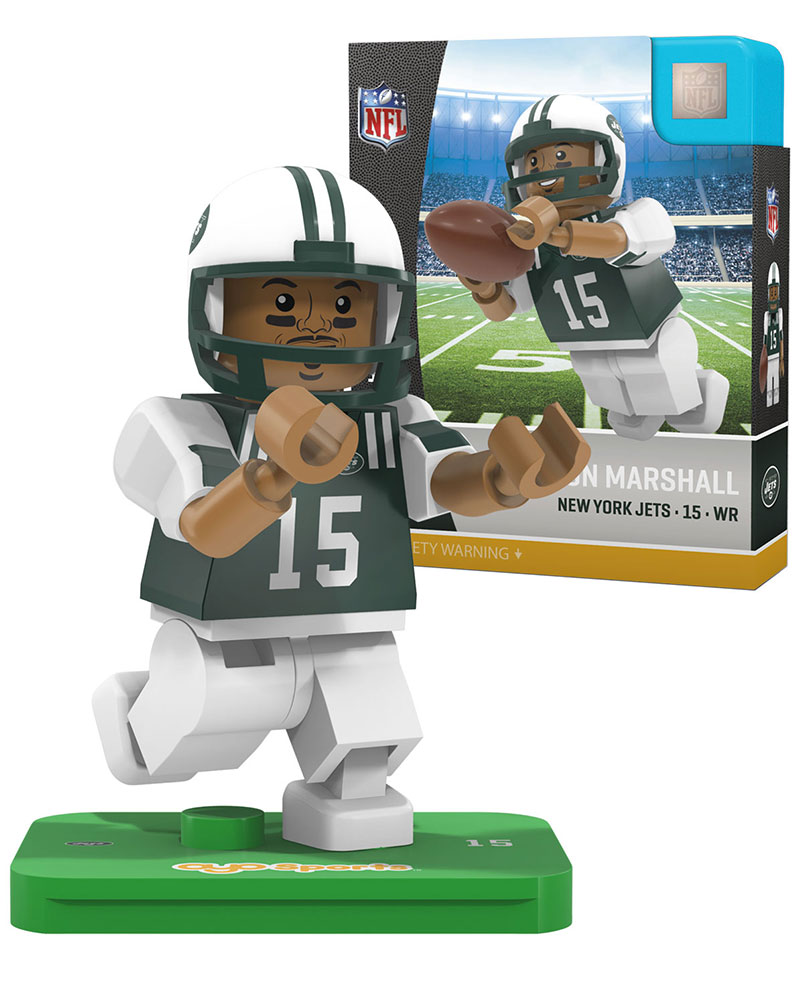 NFL NYJ New York Jets BRANDON MARSHALL Limited Edition