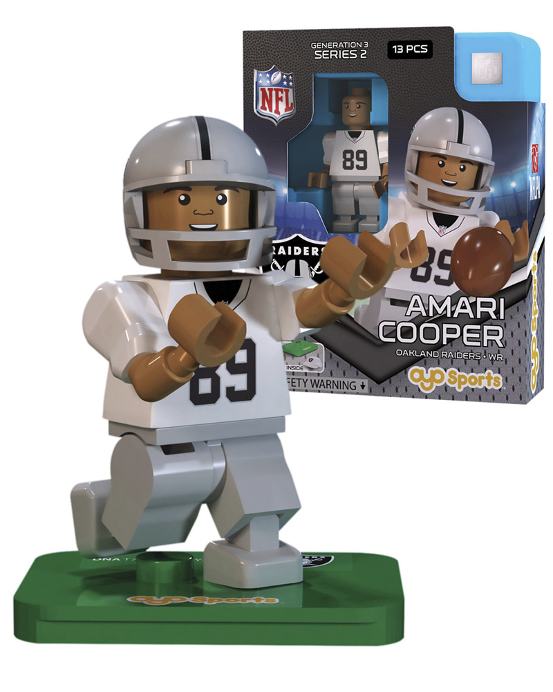 NFL - OAK - Oakland Raiders AMARI COOPER Limited Edition 197