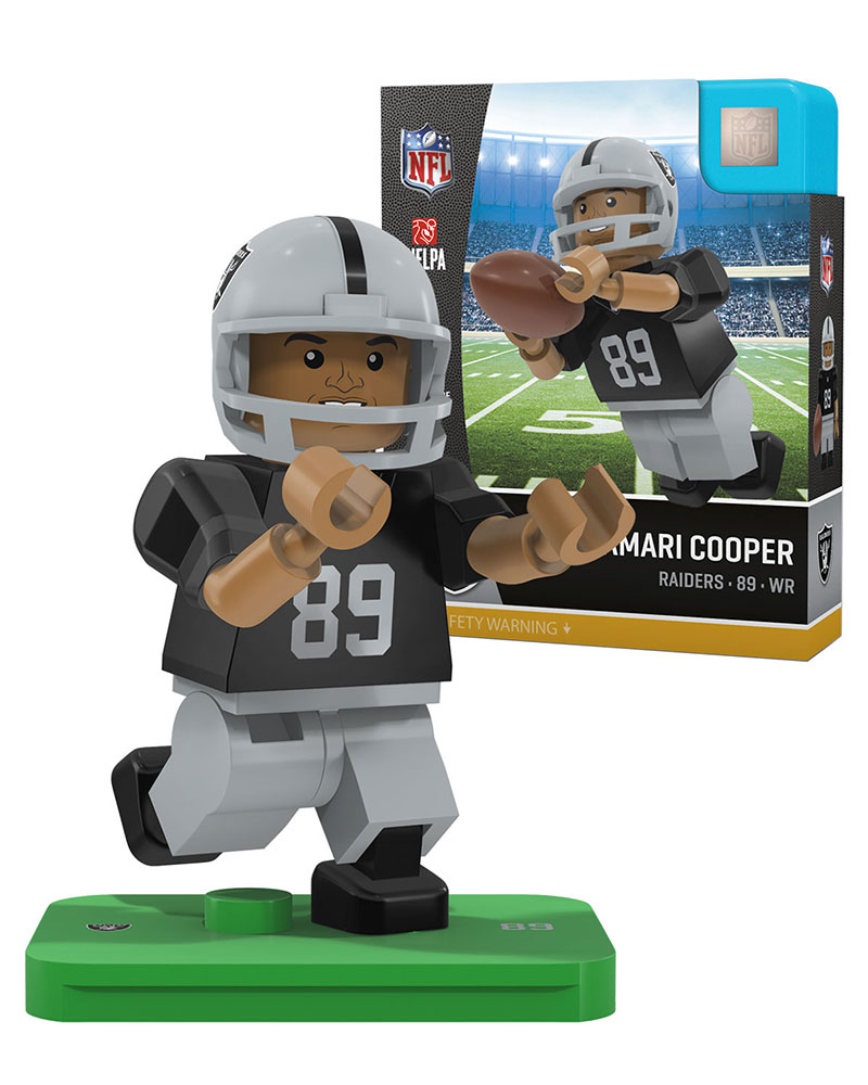 NFL - OAK - Oakland Raiders AMARI COOPER Limited Edition 80652