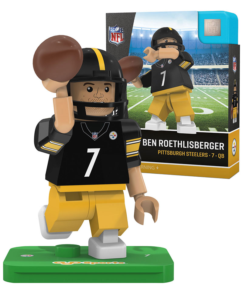 NFL - PIT - Pittsburgh Steelers BEN ROETHLISBERGER Limited Edition 80669