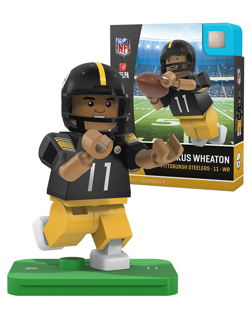 NFL PIT Pittsburgh Steelers MARKUS WHEATON Limited Edition