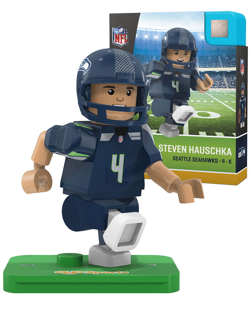 NFL SEA Seattle Seahawks STEVEN HAUSCHKA Limited Edition