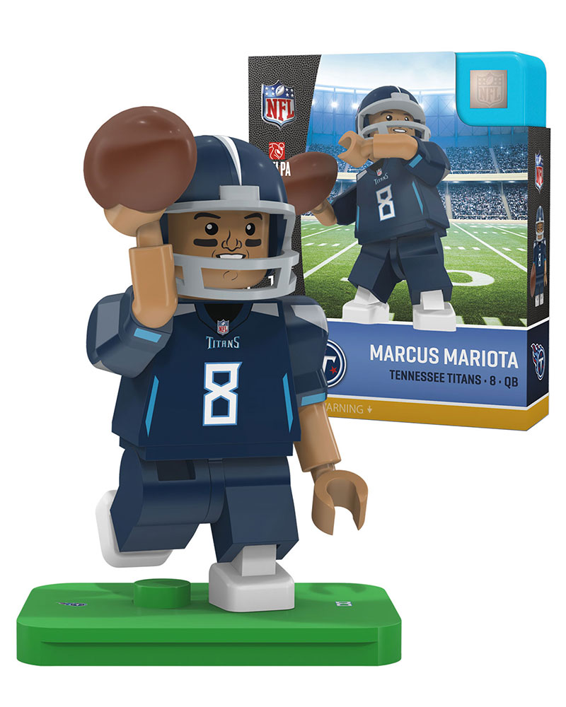 Marcus Mariota Tennessee Titans Oyo Sports Jouets NFL G4 Gen 4 Figure Figurine