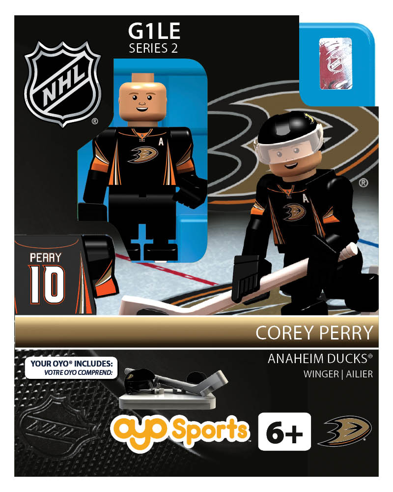 NHL - ANA - Anaheim Ducks Corey Perry Home Uniform R2 Limited Edition