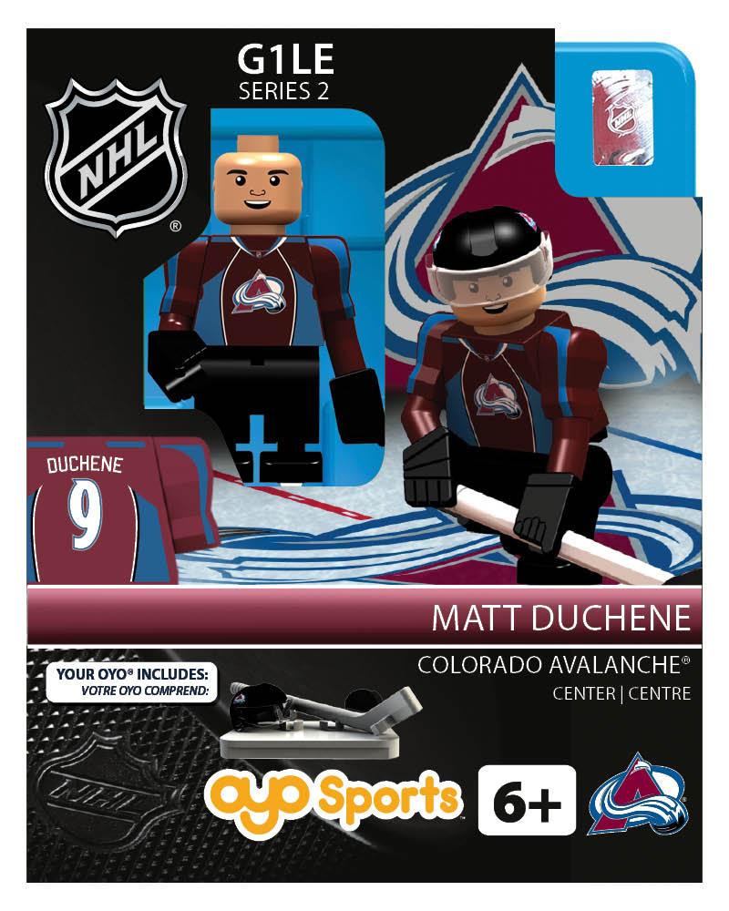 NHL - COL - Colorado Avalanche Matt Duchene Home Uniform Limited Edition
