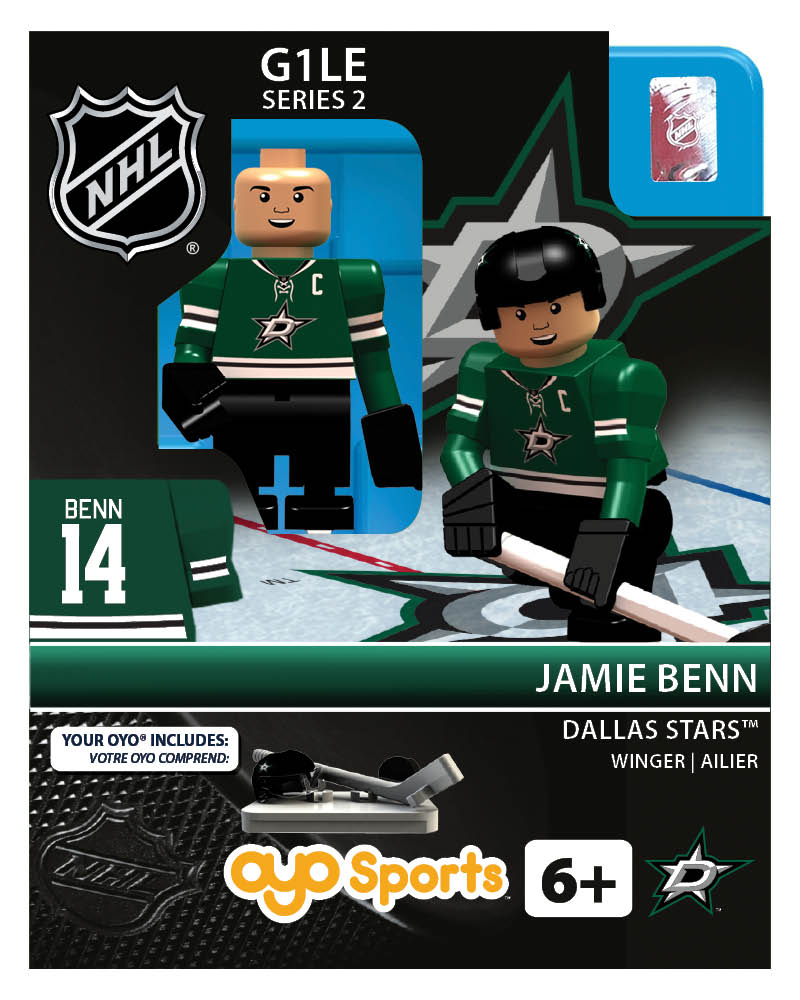 NHL - DAL - Dallas Stars Jamie Benn Home Uniform Limited Edition