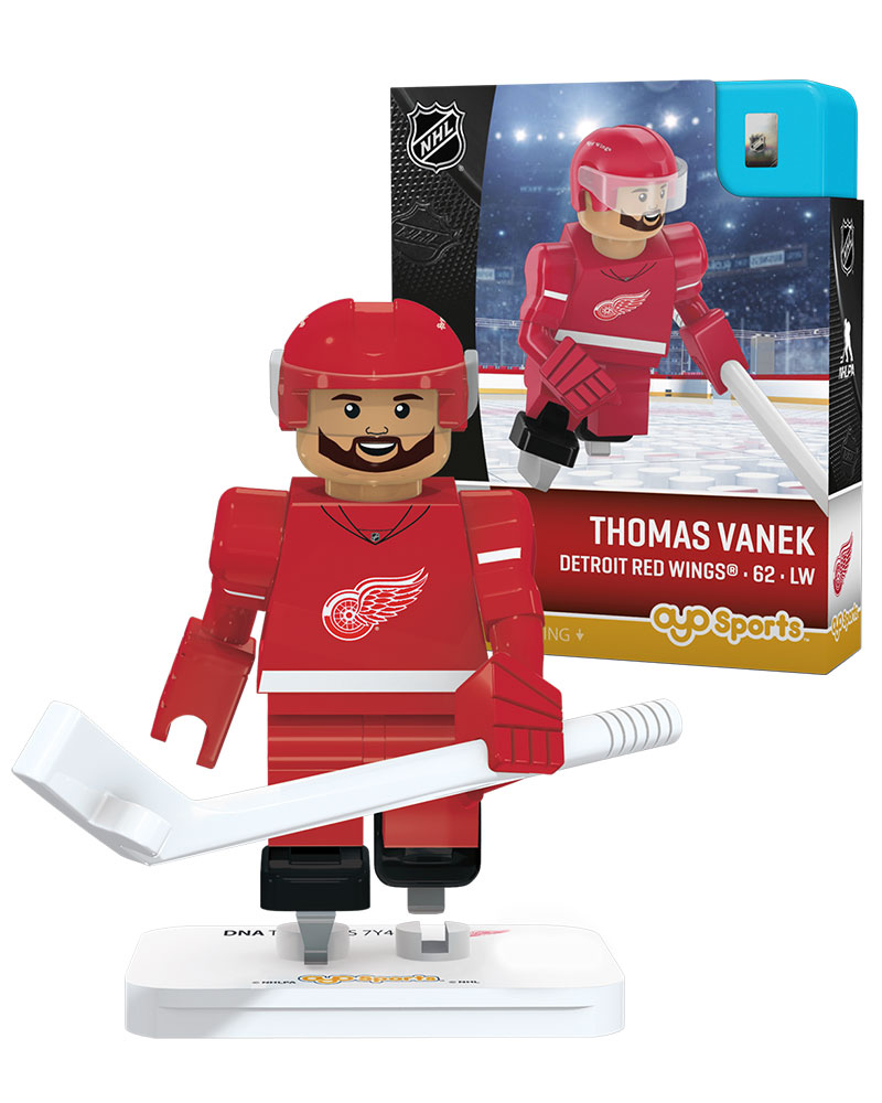 NHL DET Detroit Red Wings THOMAS VANEK Home Uniform Limited Edition