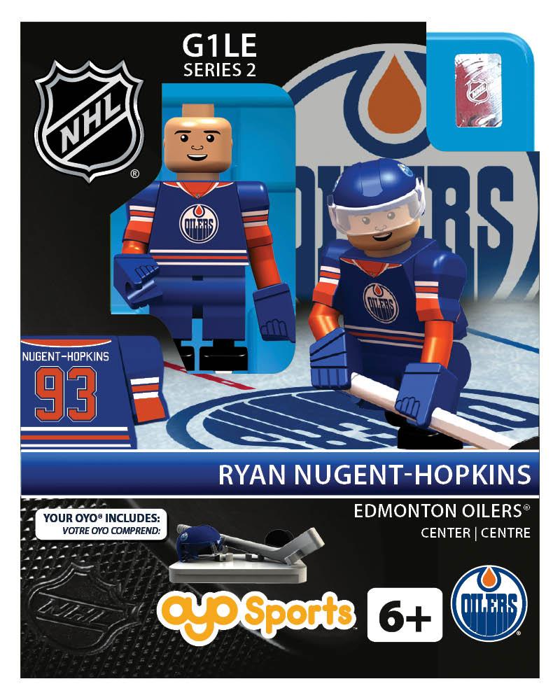NHL - EDM - Edmonton Oilers Ryan Nugent-Hopkins Home Uniform Limited Edition