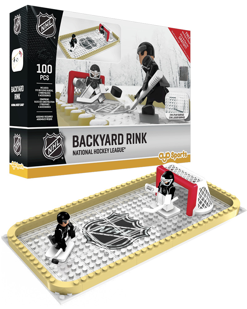 NHL GEN All Backyard Rink Set