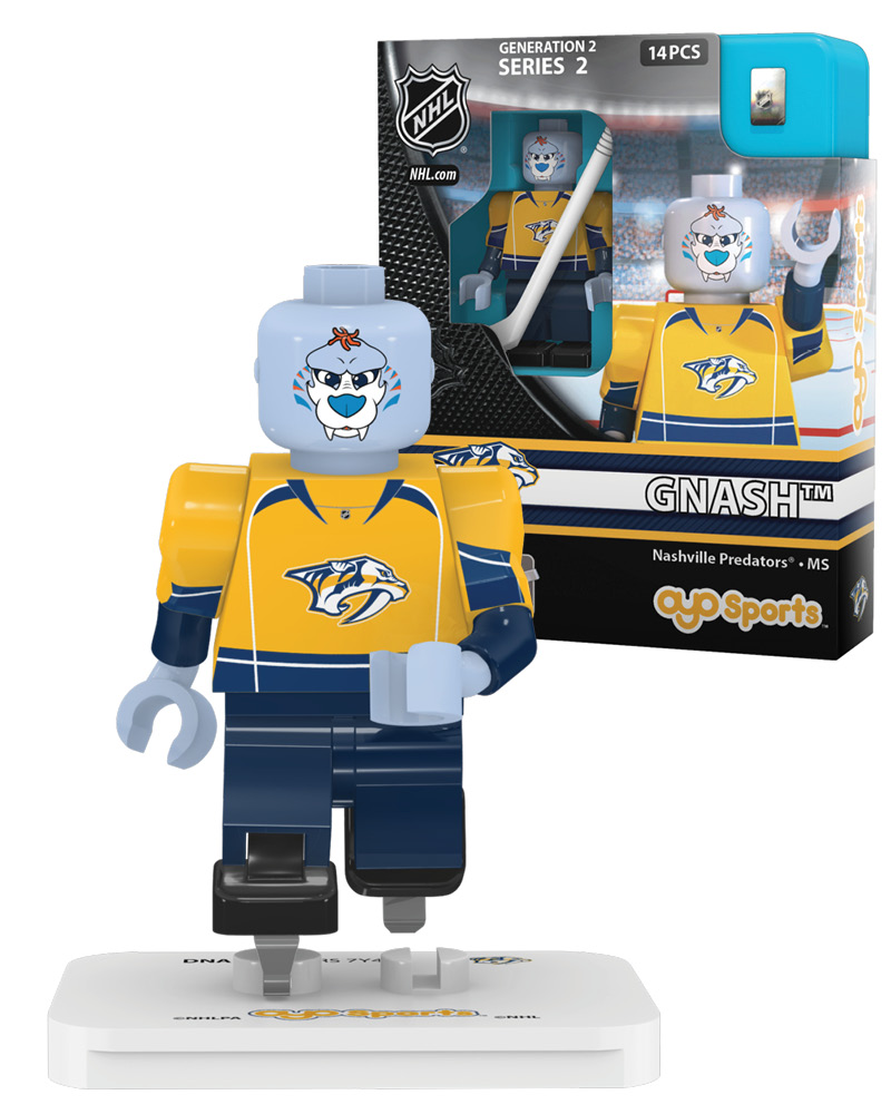 NHL - NSH - Nashville Predators Mascot Stanley Cup Champion Limited Edition 89047
