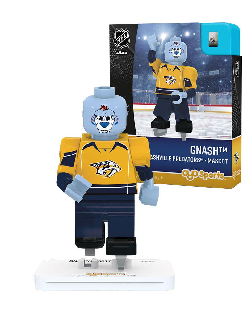 NHL - NSH - Nashville Predators GNASHT GNASHT Home Uniform Limited Edition 82347