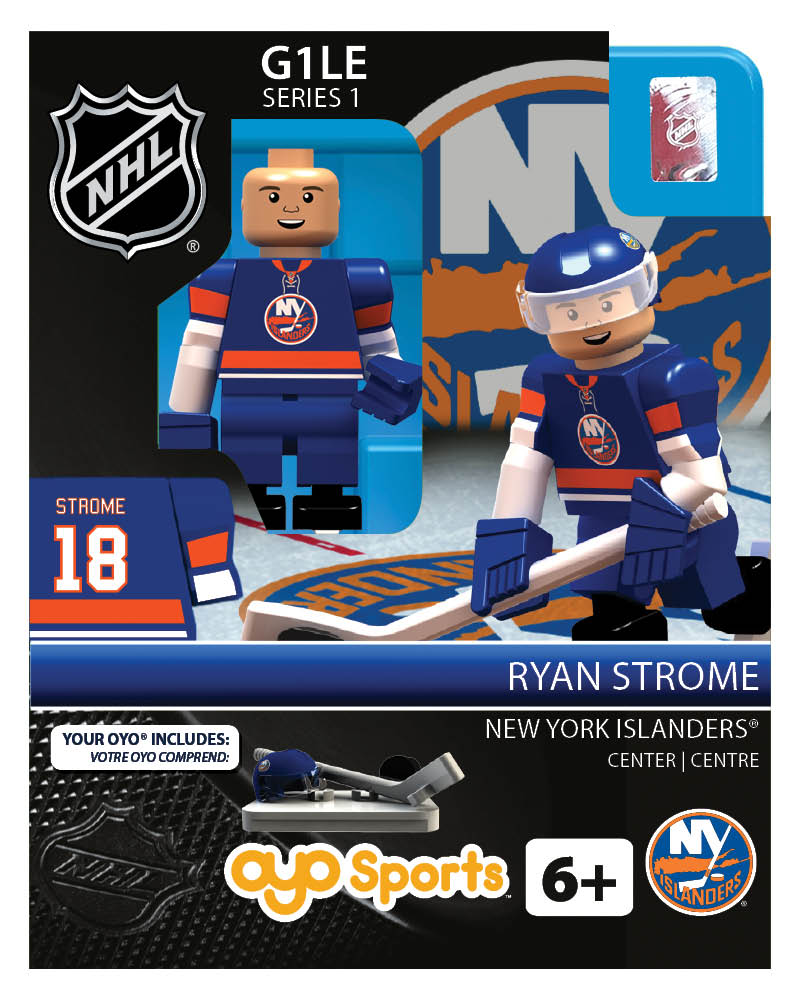 NHL - NYI - New York Islanders Ryan Strome Home Uniform Limited Edition