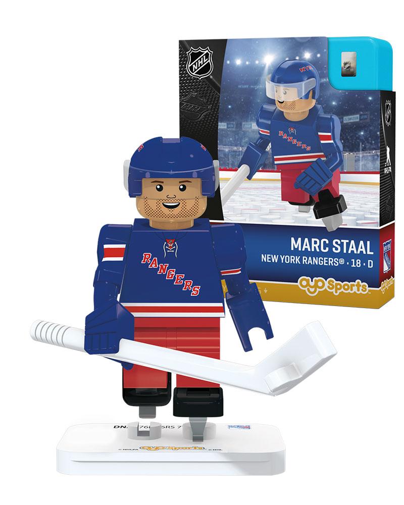NHL OYO New York Rangers Gametime FULL Hockey Rink