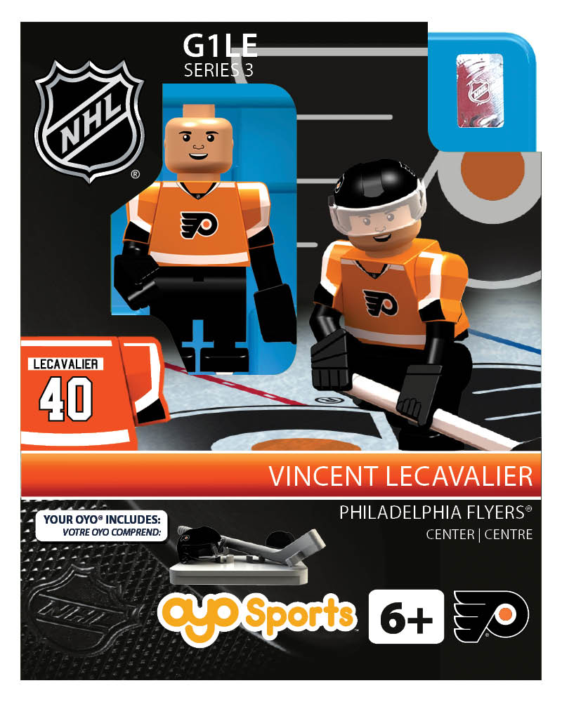 NHL - PHI - Philadelphia Flyers Vincent Lecavalier Home Uniform Limited Edition