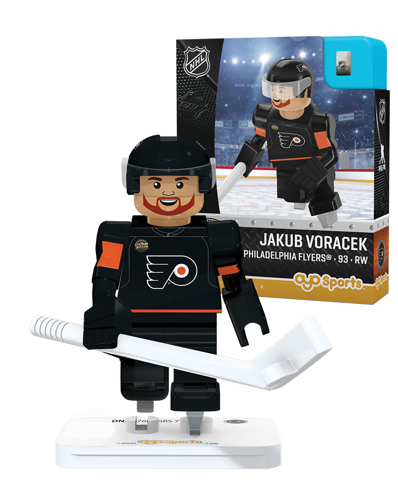 NHL PHI Philadelphia Flyers JAKUB VORACEK Stadium Series Limited Edition