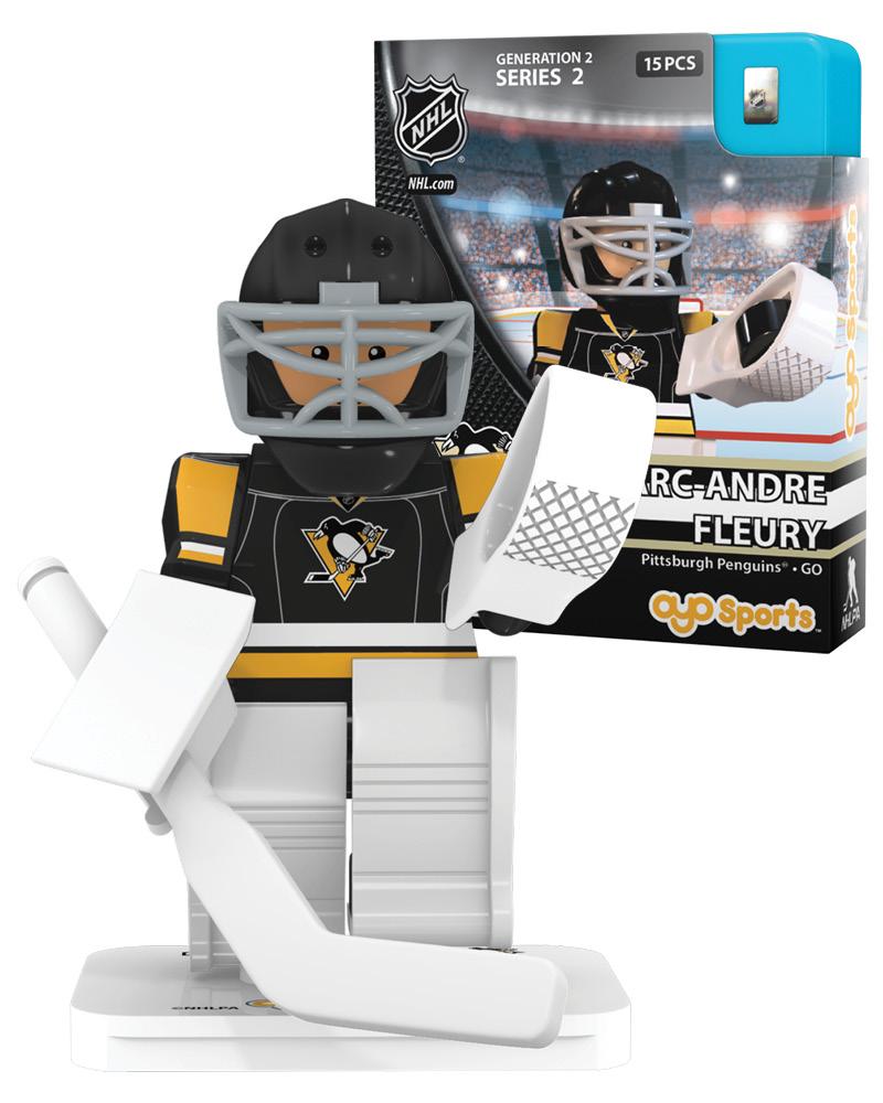 NHL - PIT - Pittsburgh Penguins MARC-ANDRE FLEURY Limited Edition NHL Goalie 874