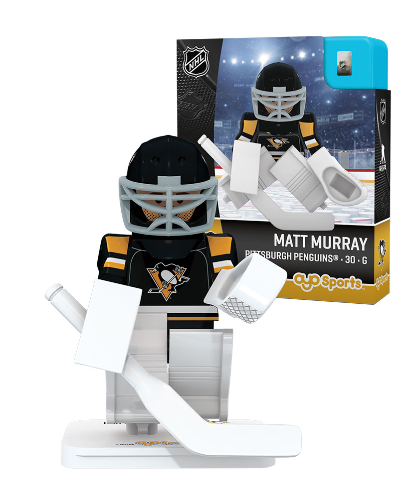 NHL - PIT - Pittsburgh Penguins MATT MURRAY Home Uniform Limited Edition 97294