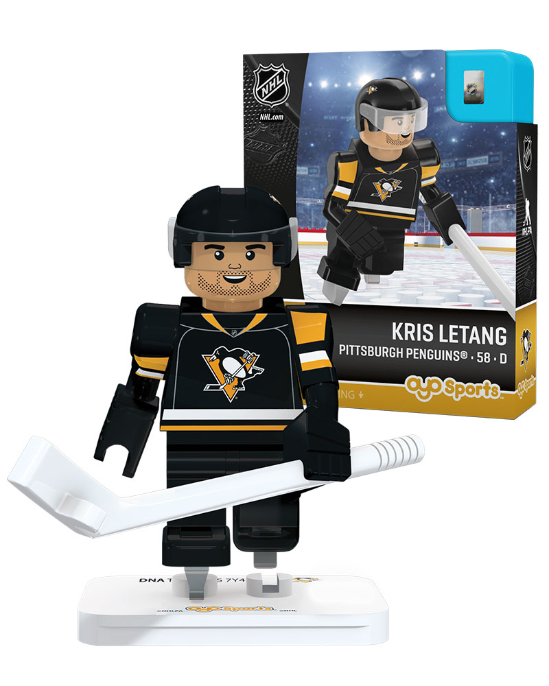NHL - PIT - Pittsburgh Penguins KRIS LETANG Home Uniform Limited Edition 82376