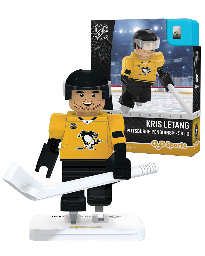 NHL PIT Pittsburgh Penguins KRIS LETANG Stadium Series Limited Edition