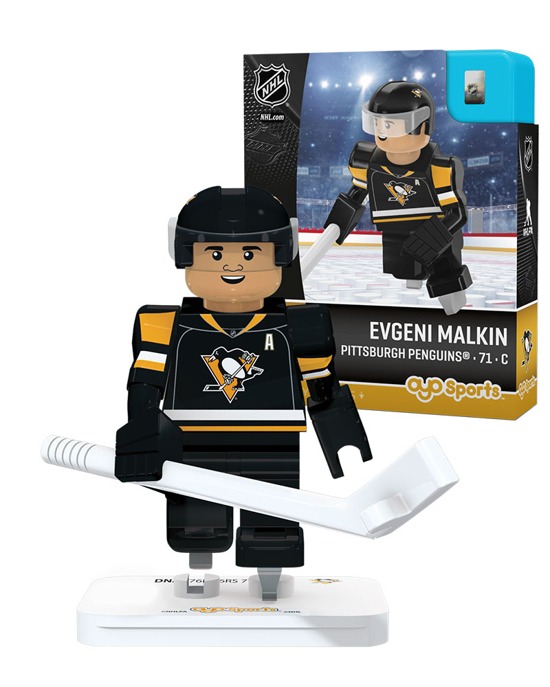NHL - PIT - Pittsburgh Penguins EVGENI MALKIN Home Uniform Limited Edition 82377