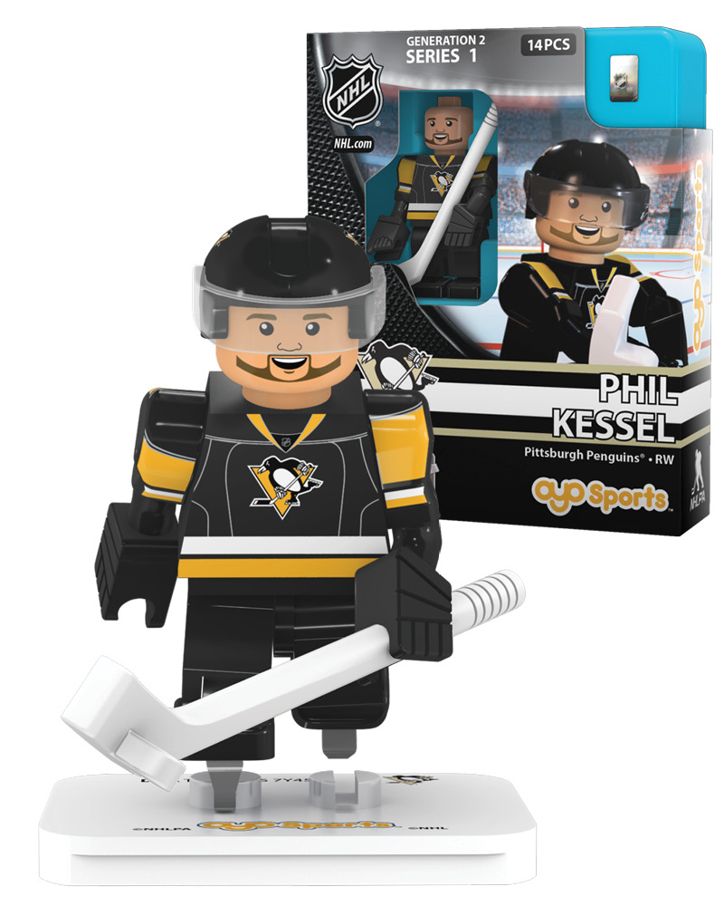 NHL - PIT - Pittsburgh Penguins PHIL KESSEL Limited Edition 583