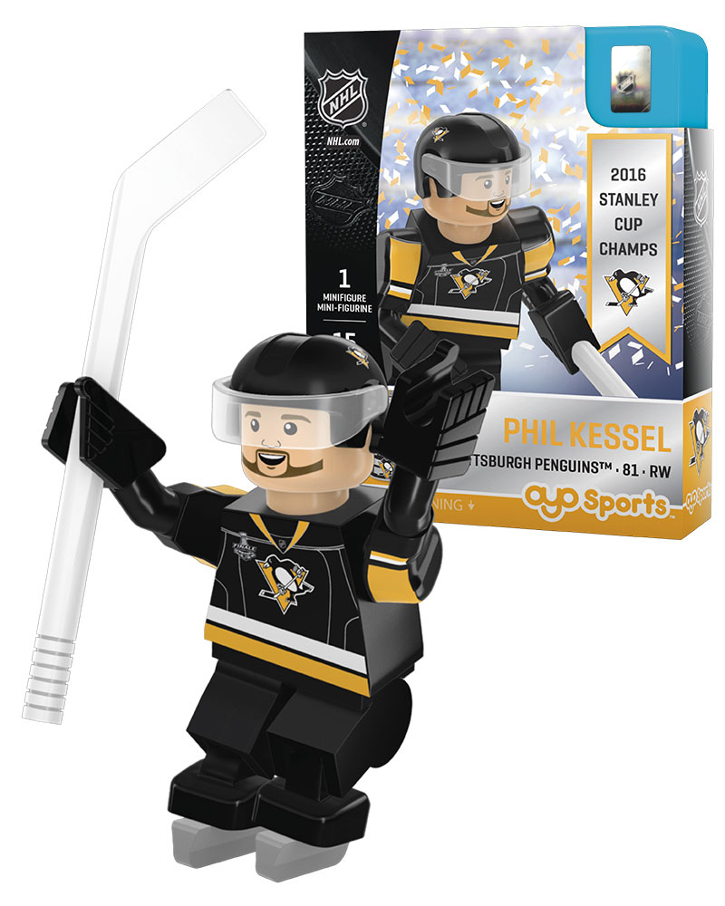 NHL - PIT - Pittsburgh Penguins PHIL KESSEL Stanley Cup Champion Limited Edition 88950