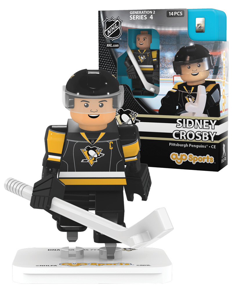 NHL - PIT - Pittsburgh Penguins SIDNEY CROSBY Limited Edition 849
