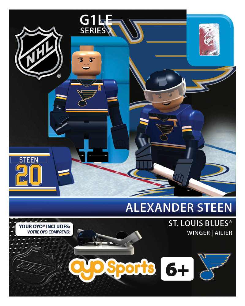 NHL - STL - St. Louis Blues Alexander Steen Home Uniform R2 Limited Edition