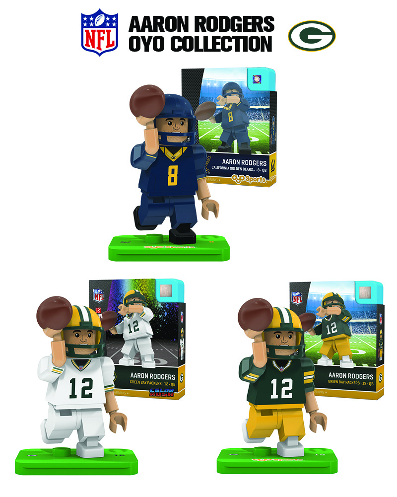 Aaron Rodgers OYO Collection 6735f24d9