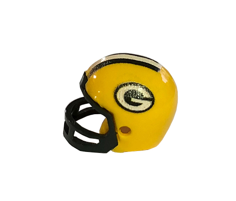 Oyo Toys Green Bay Packers Helmet Oyo Sports Nfl Minifigures Buildables