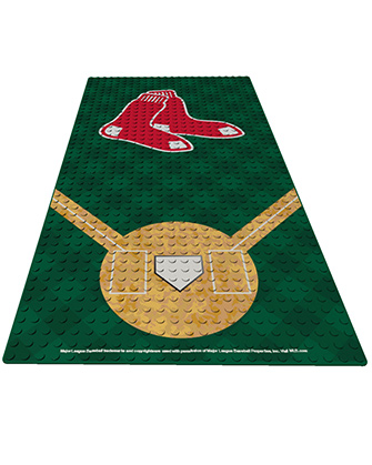 Oyo Sports Boston Red Sox Oyo Minifigures Amp Buildables