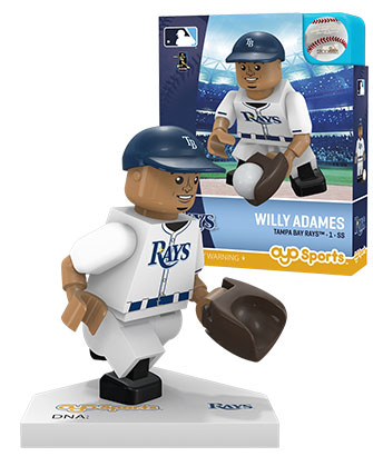 new concept d04a0 8e68d OYO Sports | Tampa Bay Rays OYO minifigures & buildables