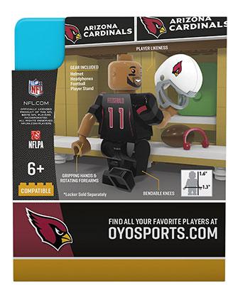 Larry Fitzgerald Color Rush   Arizona Cardinals 5771f06dc