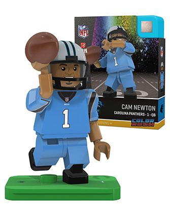 on sale 0a411 325d6 #1 Cam Newton Carolina Panthers Color Rush Uniform