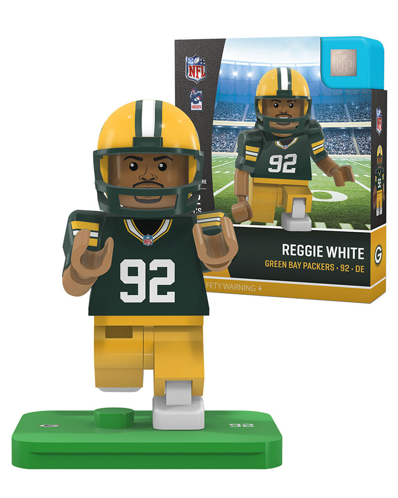 Reggie White   Green Bay Packers Legend fa3de8a99