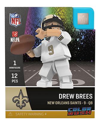 online retailer 3f29c 53ca0 #9 Drew Brees New Orleans Saints Color Rush Uniform