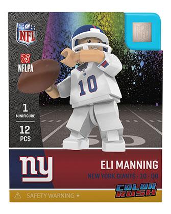 buy popular 8a748 720a4 #10 Eli Manning New York Giants Color Rush Uniform