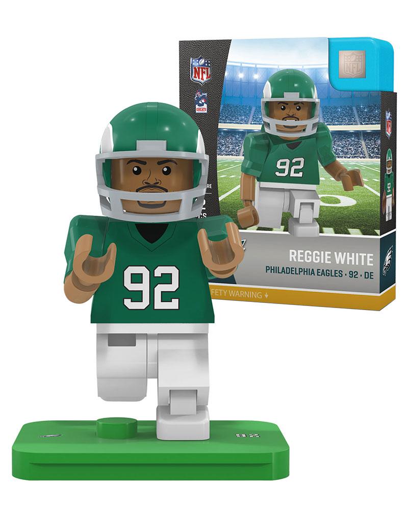 huge discount fb80c 0bf9a Reggie White Philadelphia Eagles NFL Legend