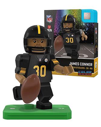 super popular 9869c d7601 #30 James Conner Pittsburgh Steelers Color Rush Uniform