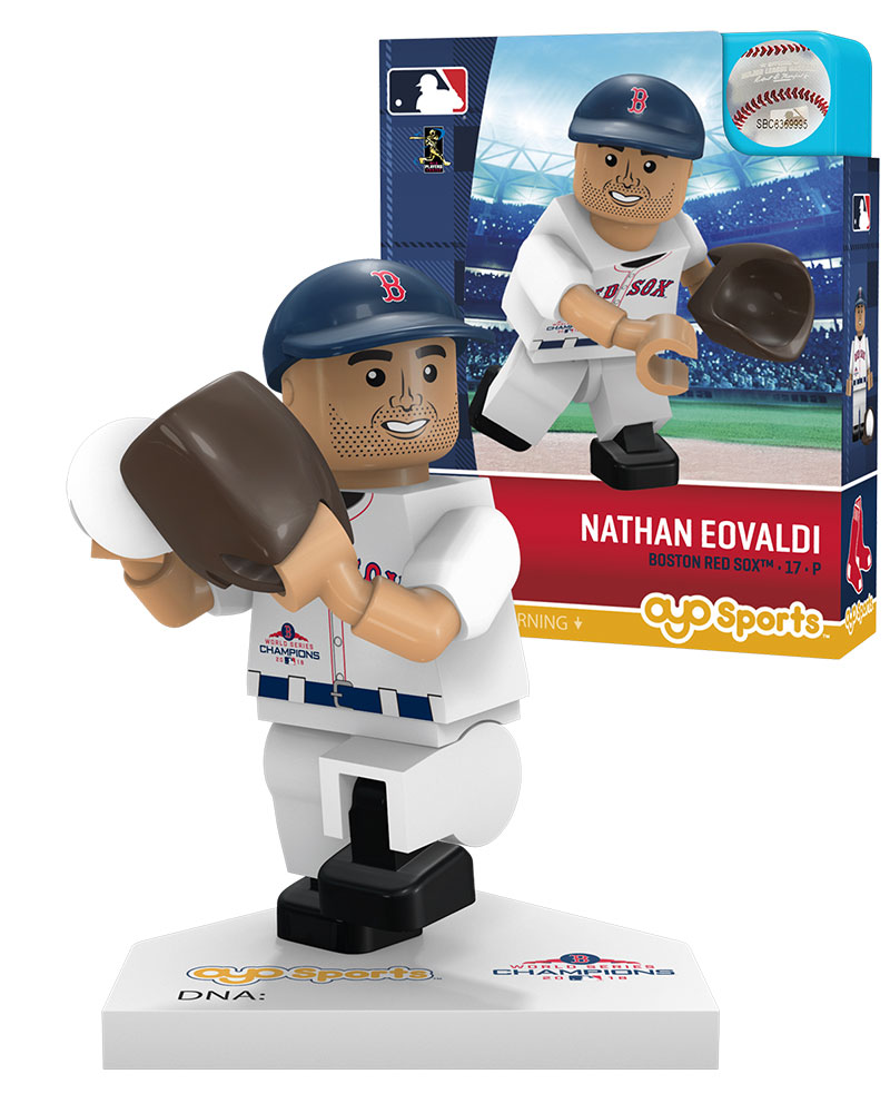 new product 9e026 5ae8c #17 Nathan Eovaldi Boston Red Sox 2018 WS Champion