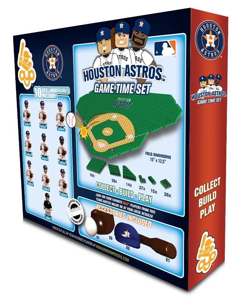 Game Time Set Houston Astros Oyo Sports Mlb