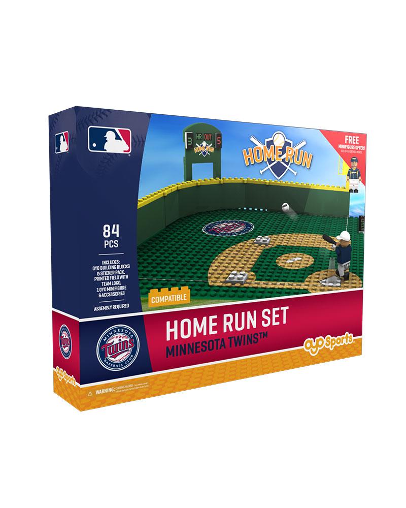 Home Run Set: Minnesota Twins
