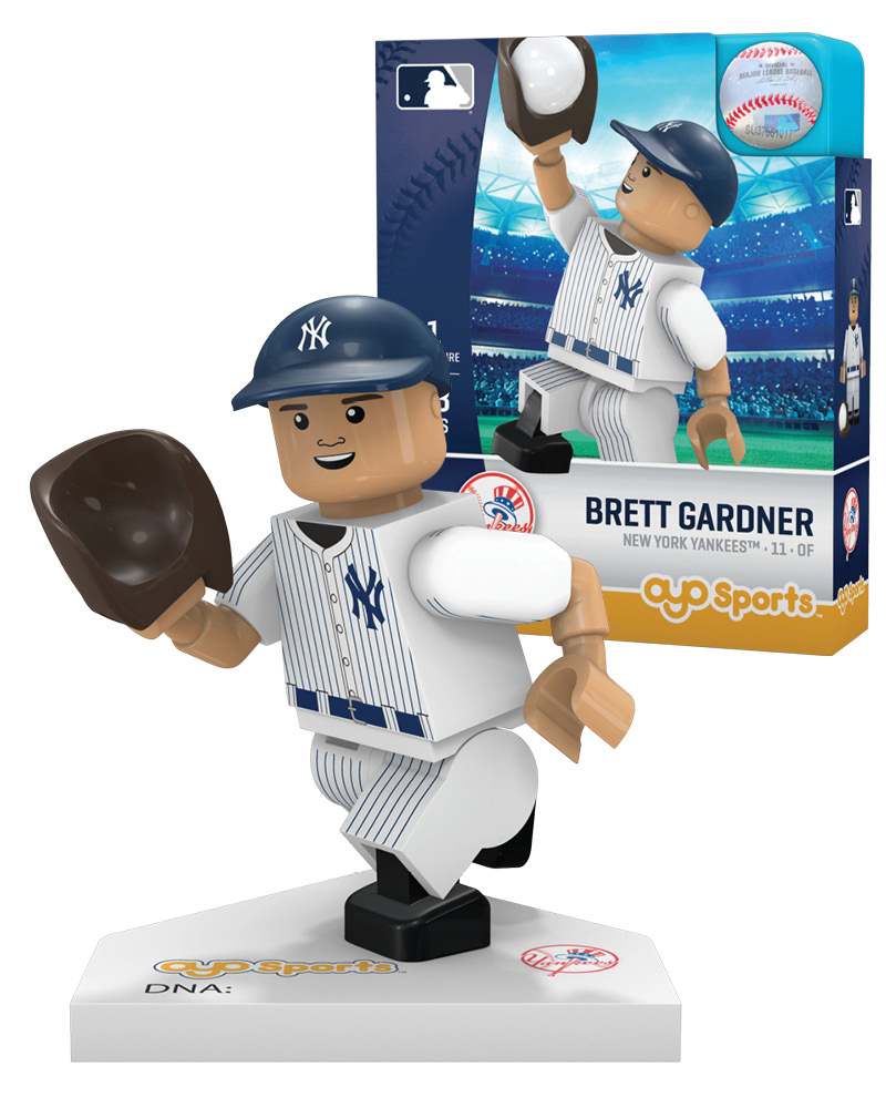 new product d1e0a 293d7 #11 Brett Gardner New York Yankees Outfielder