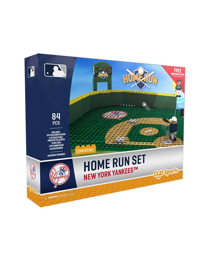 aab028fcc08 Home Run Set  New York Yankees