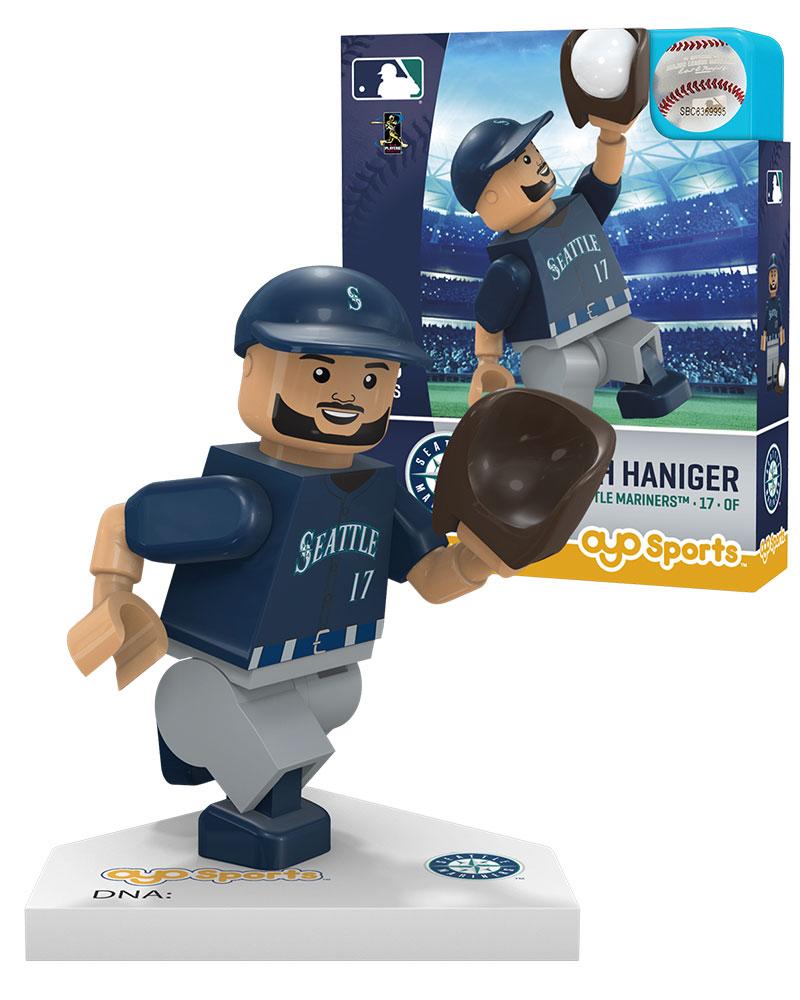 best service eb2f9 8bb62 #17 Mitch Haniger Seattle Mariners Outfielder